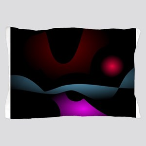 Day and Night Pillow Case