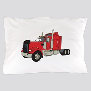 Kenworth Tractor Pillow Case