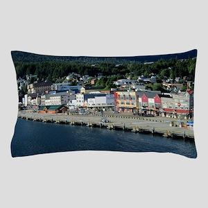 Ketchican, Alaska Pillow Case