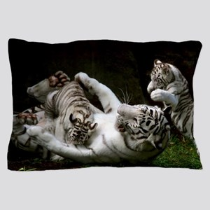 Tag Team Pillow Case