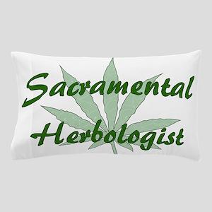 Sacramental Herbologist Pillow Case