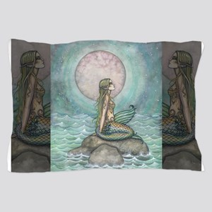 The Pastel Sea Fantasy Art Pillow Case