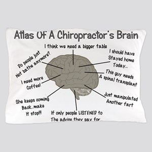 Chiropractor Humor Pillow Case