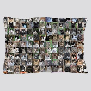 Cat Shelter Jessica's Cats Pillow Case