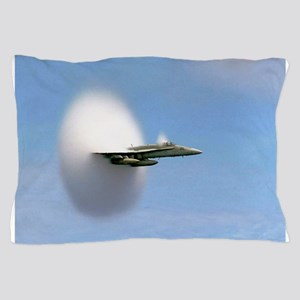 F/A 18 Sonic Boom Pillow Case
