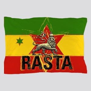 Rasta Pillow Case