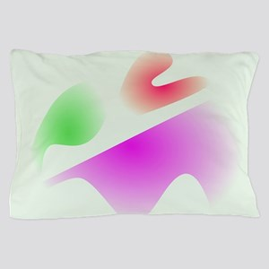 Misty Mountains Pillow Case