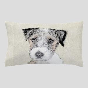Russell Terrier (Rough) Pillow Case