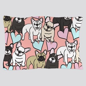 French Bulldogs Pillow Case