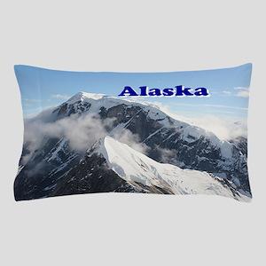 Alaska: Alaska Range, USA Pillow Case