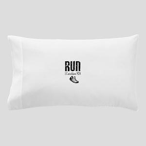 run fixed Pillow Case