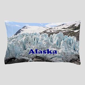 Alaska: Portage Glacier, USA Pillow Case