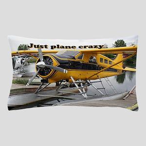 Just plane crazy: Beaver float plane,L Pillow Case