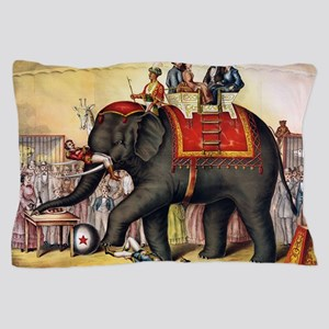 circus art Pillow Case