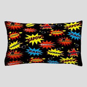Classic Comic Pillow Case