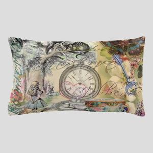 Cheshire Cat Alice in Wonderland Pillow Case