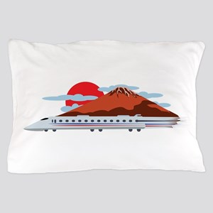 Bullett Train Pillow Case