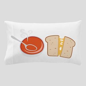Soup & Sandwich Pillow Case