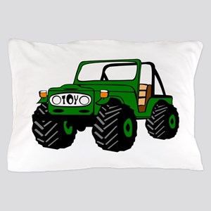 Toyota land cruiser Pillow Case