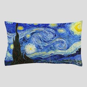 Van Gogh - Starry Night Pillow Case