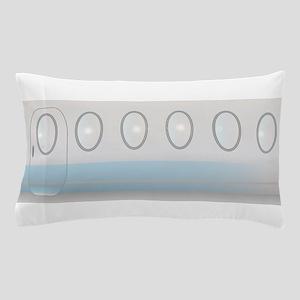 Aircraft Background Pillow Case
