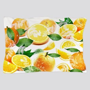 Bitter Oranges from Amalfi Pillow Case
