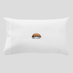 Vintage San Antonio Pillow Case