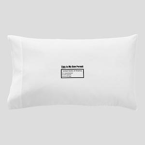 Second Amendment Pillow Case