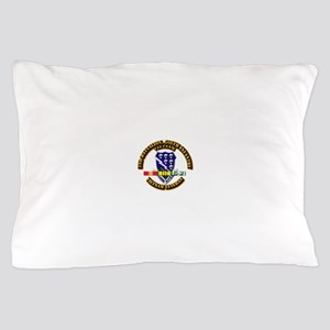 Army - 2nd Battalion, 506th Infantry Pillow Case