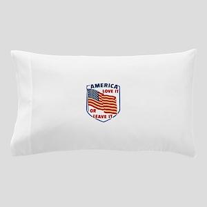America Love it Pillow Case