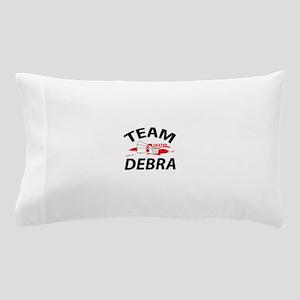 Team Debra - Dexter Pillow Case