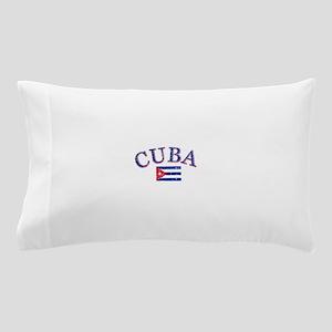 Cuba Football Pillow Case