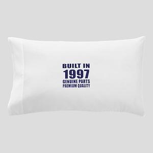 Built In 1997 Pillow Case