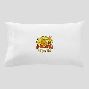 Un-Bee-Lievable 98th Pillow Case