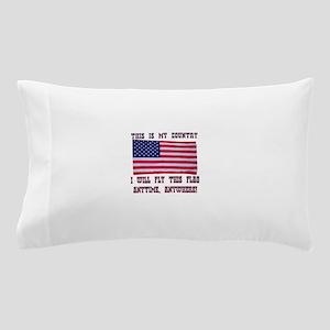 Flag2 Pillow Case