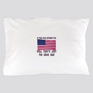 Flag3 Pillow Case