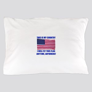 Flag2a Pillow Case