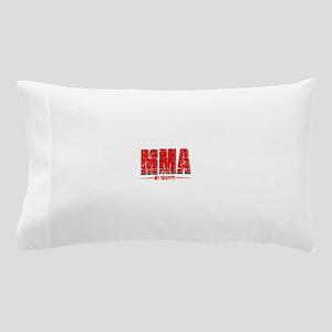 MMA Designs Pillow Case