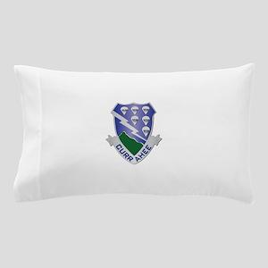 DUI - 2nd Bn - 506th Infantry Regiment Pillow Case
