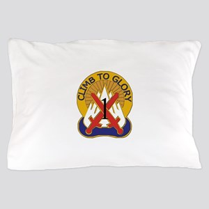 DUI - 1st BCT - Warrior Brigade Pillow Case