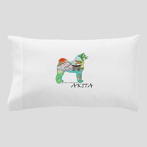 Akita National Treasure Pillow Case