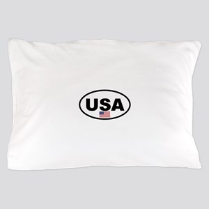USA 3 Pillow Case