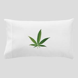 POT LEAF Pillow Case