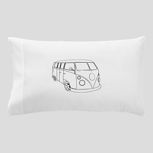 70s Van Pillow Case