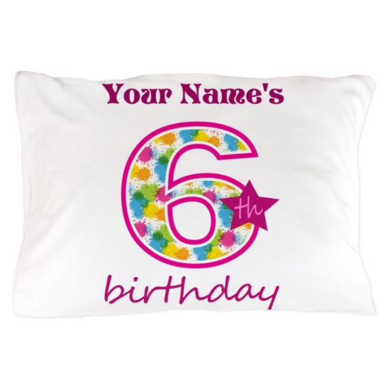 6th Birthday - Personalized!