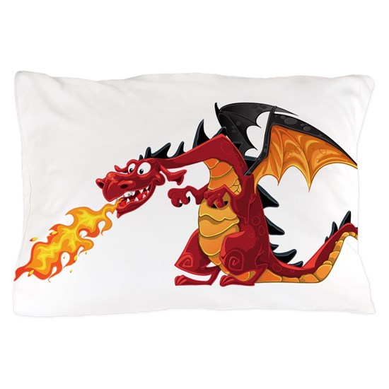 Cartoon dragon image