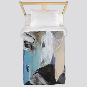 The Baths Twin Duvet