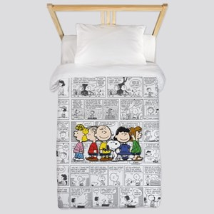 The Peanuts Gang Twin Duvet Cover