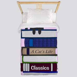 Cat Lover Twin Duvet
