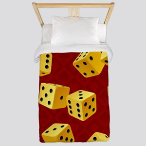 Dice Twin Duvet